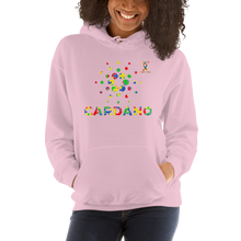 Load image into Gallery viewer, Cardano Autism Awareness Unisex Hoodie