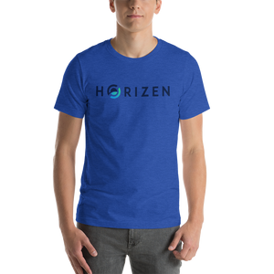 Horizen Short-Sleeve Unisex T-Shirt