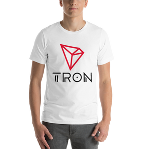 Tron Front Print Only Short-Sleeve Unisex T-Shirt