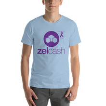Load image into Gallery viewer, Zelcash Pancreatic Cancer Awareness Short-Sleeve Unisex T-Shirt