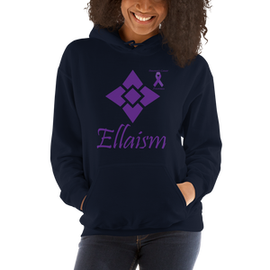 Ellaism Pancreatic Cancer Awareness Unisex Hoodie
