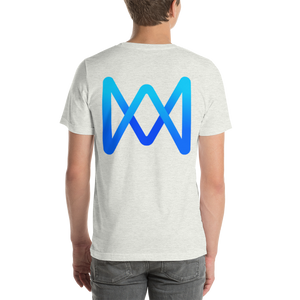 Quark Chain Short-Sleeve Unisex T-Shirt