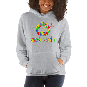 Zelcash Autism Awareness Unisex Hoodie