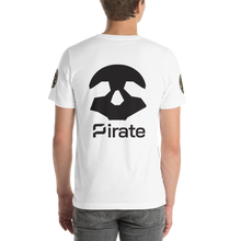 Load image into Gallery viewer, Pirate Pool US Short-Sleeve Unisex T-Shirt