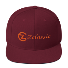Load image into Gallery viewer, Zclassic Snapback Hat