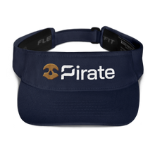 Load image into Gallery viewer, Pirate Chain Skull Visor