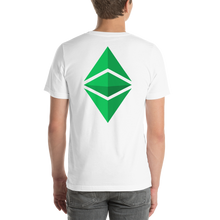 Load image into Gallery viewer, Ethereum Classic Short-Sleeve Unisex T-Shirt