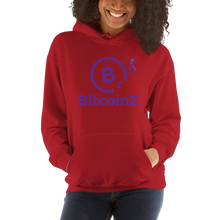 Load image into Gallery viewer, BitcoinZ Pancreatic Cancer Awareness Unisex Hoodie