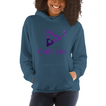 Load image into Gallery viewer, Callisto Pancreatic Cancer Awareness Unisex Hoodie