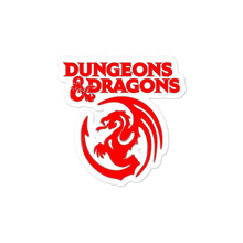 Load image into Gallery viewer, D&D logo