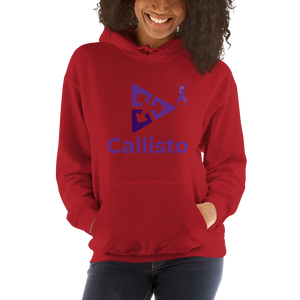 Callisto Pancreatic Cancer Awareness Unisex Hoodie