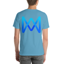 Load image into Gallery viewer, Quark Chain Short-Sleeve Unisex T-Shirt