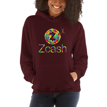 Load image into Gallery viewer, Zcash Autism Awareness Unisex Hoodie