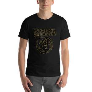 D&D Short-Sleeve Unisex T-Shirt