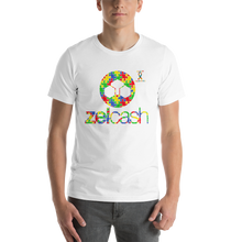 Load image into Gallery viewer, Zelcash Autism Awareness Short-Sleeve Unisex T-Shirt