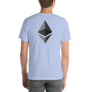 Ethereum Short-Sleeve Unisex T-Shirt