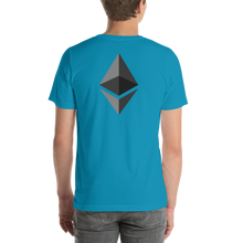 Load image into Gallery viewer, Ethereum Short-Sleeve Unisex T-Shirt