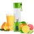 Blendervibe - Rechargeable USB Portable Blender, Six 3D Blades, Food/Travel Juicer - BPA free