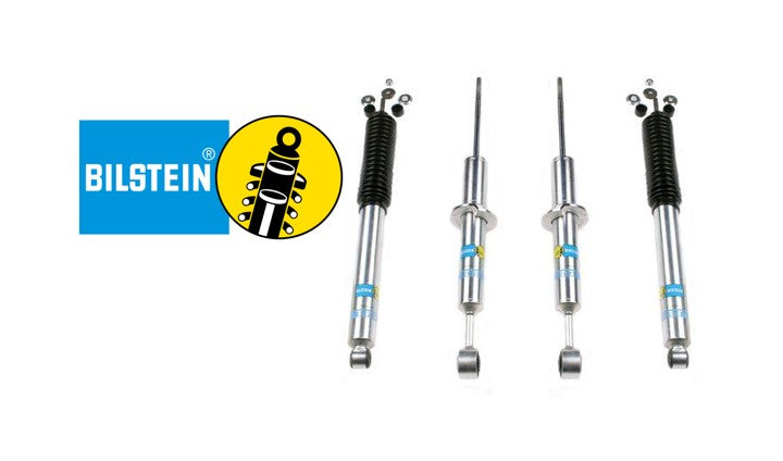 Ford Ranger T-Series Bilstein B8 Shocks