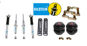 Ford Ranger 50mm Bilstein Combo Lift + Rear Air Suspension