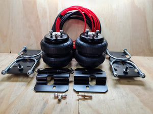 Fortuner Air Helpers Rear Suspension (Raised Suspension)