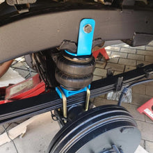 Load image into Gallery viewer, Rear Air Helpers raised Suspension (Hilux 2006-2015)