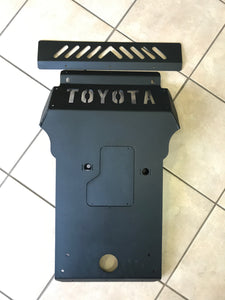 Steel Bash Plate 4mm thickness (Fortuner 2006-2015)