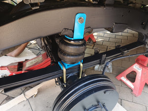 50mm Combo Lift + Rear Air Suspension (Hilux 2006-2015)