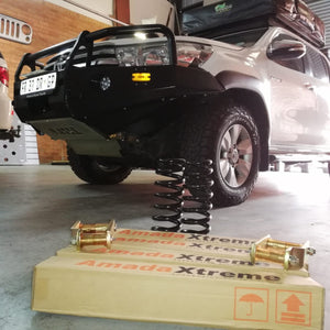 50mm Combo Lift + Rear Air Suspension (Hilux Revo 2016-Current)