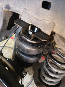 Fortuner 50mm Suspension Kit with rear Air-Helpers