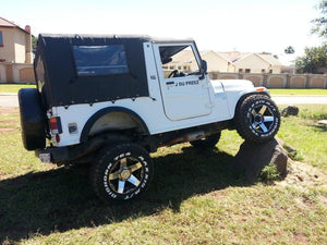 Mahindra Thar Lift Kit