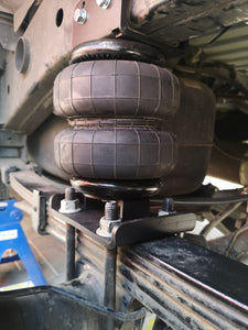 Ford Ranger Rear Airbag Kit - Raised Height