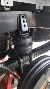 Land Cruiser Rear Airbags Std height Suspension