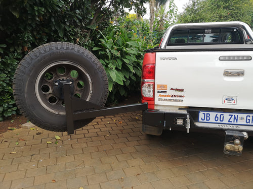HILUX REAR SWING ARM!