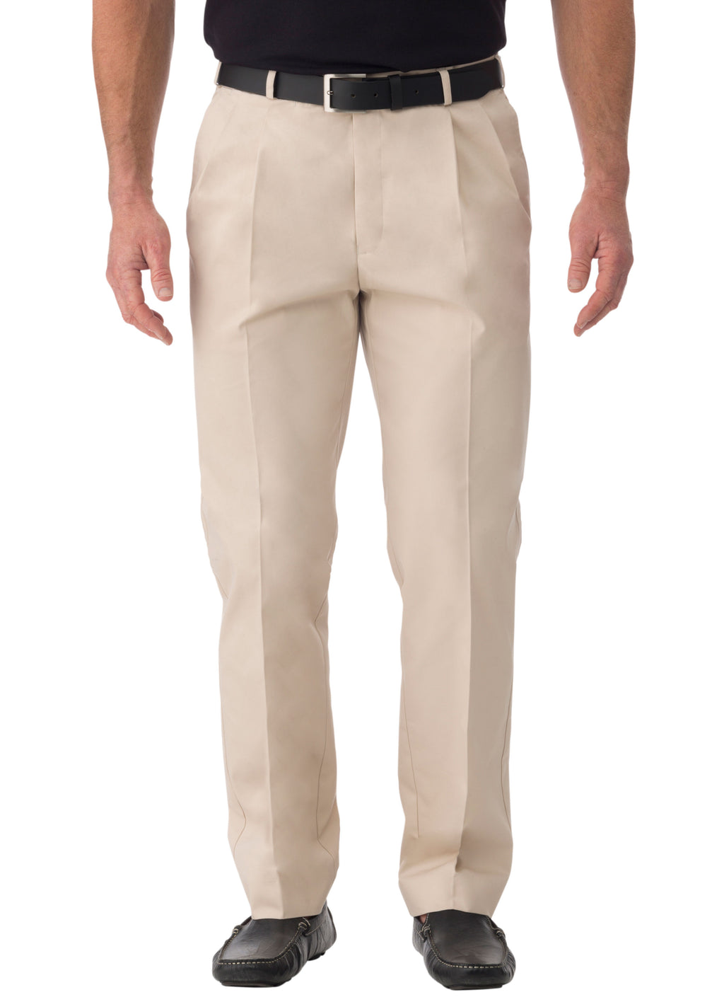 ARTHURTON PLEATED CASUAL TROUSER