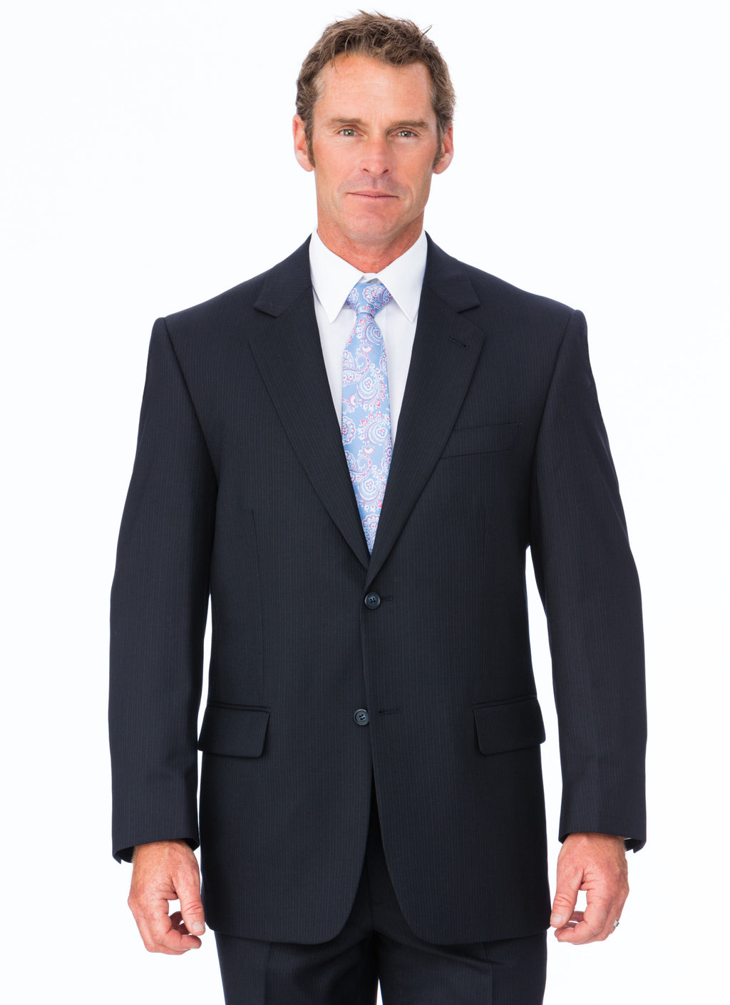 BANYAN CLASSIC FIT JACKET - NAVY