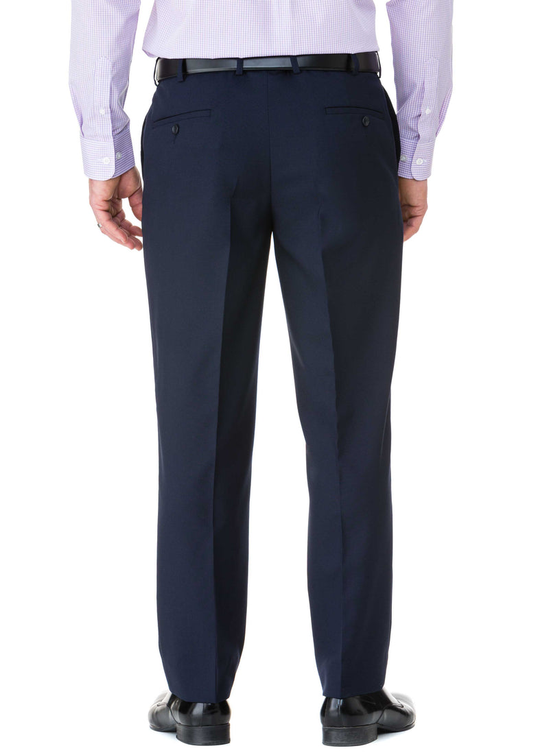 BEAUFORT FLEXIWAIST TROUSER - NAVY