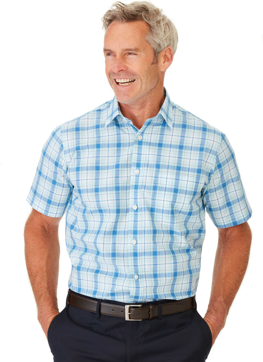 BECKOM SHORT SLEEVE SHIRT