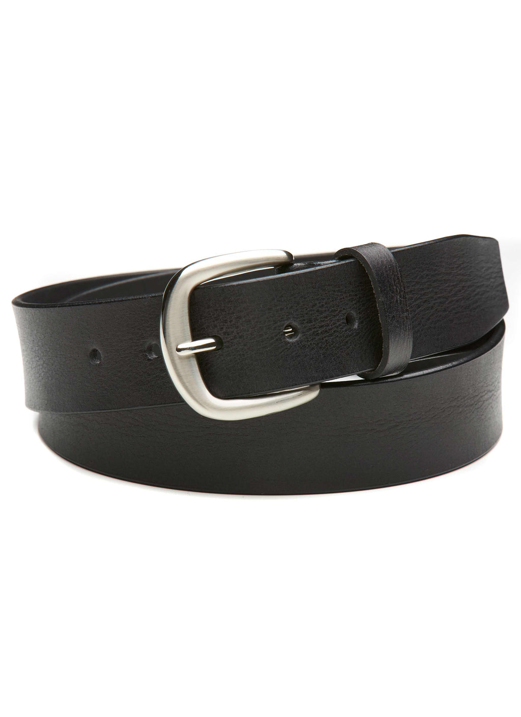 CHAD LEATHER CASUAL BELT
