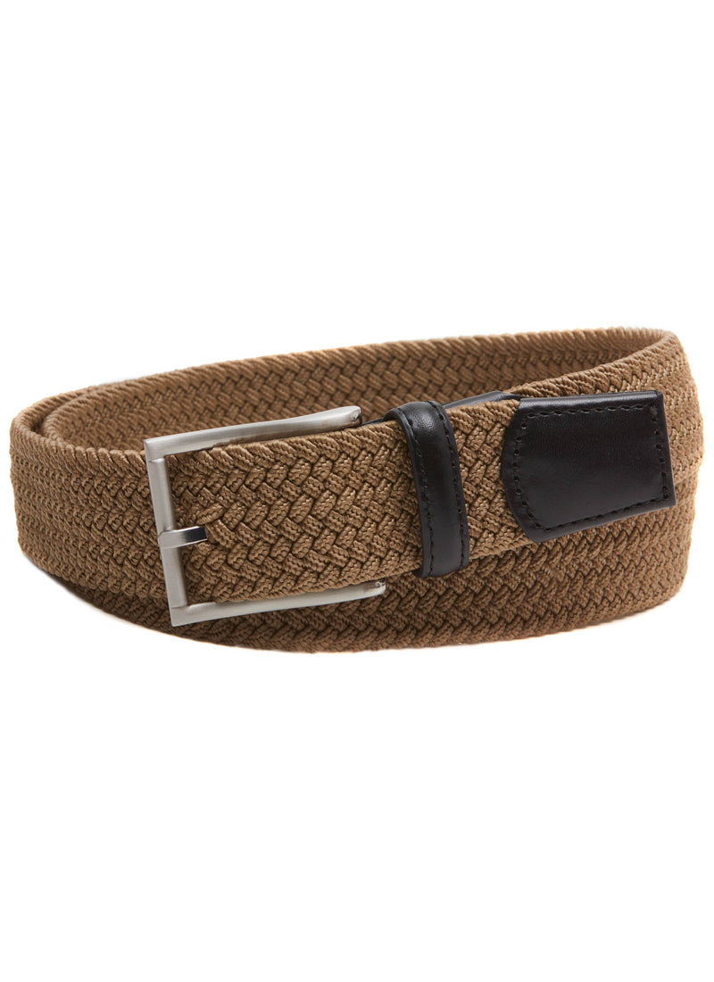 CREW PLAITED BELT