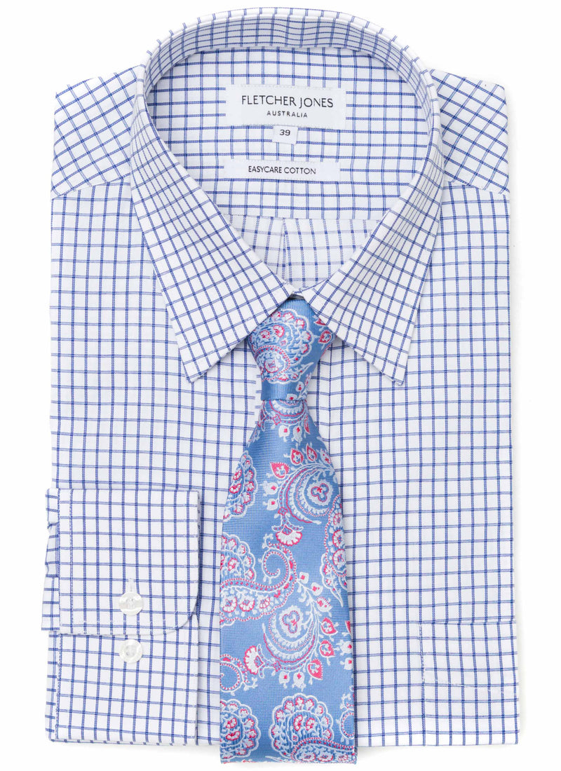 DAMPIER Pure Cotton Business Shirt