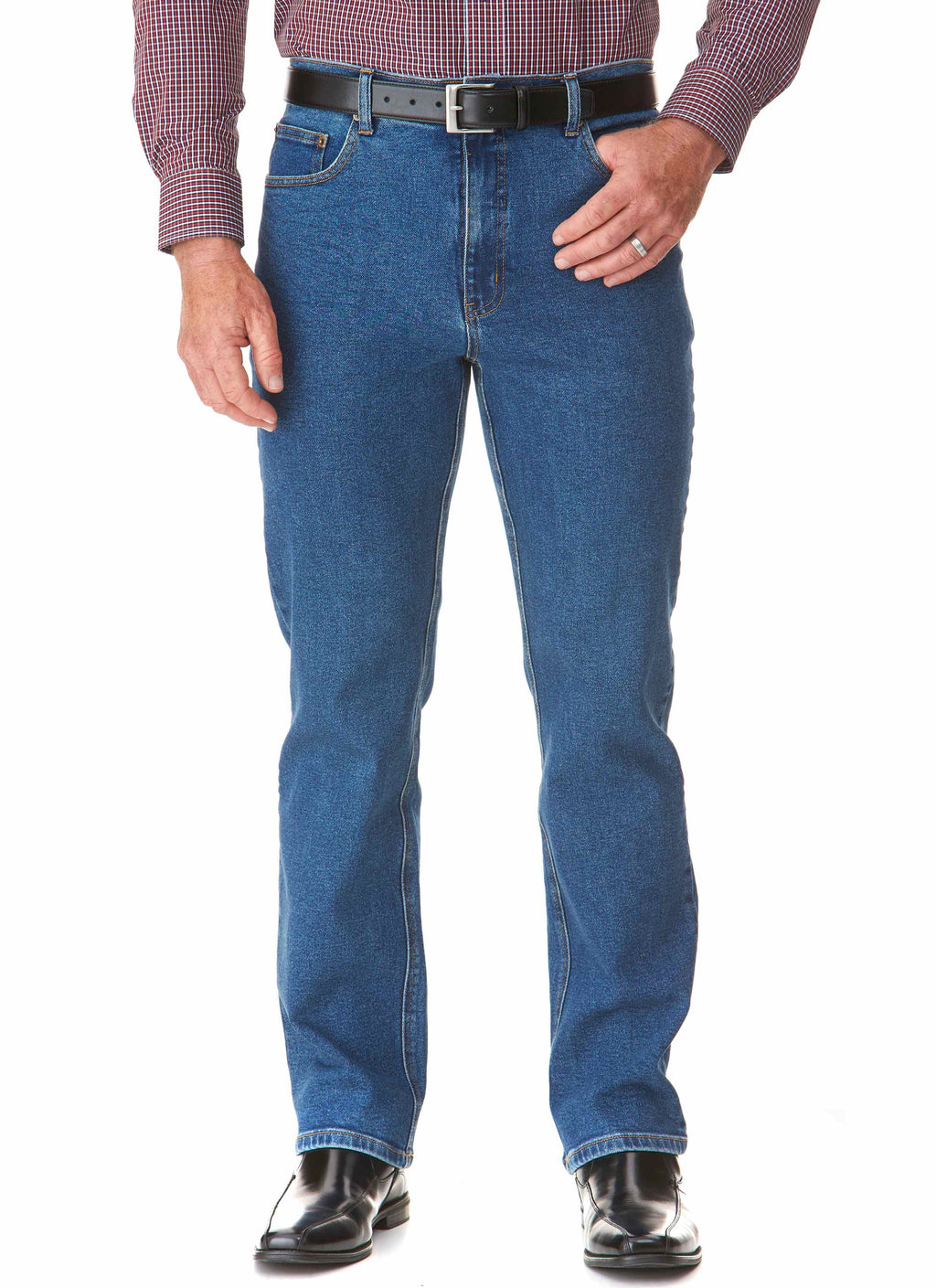 ELLISTON STRETCH JEAN