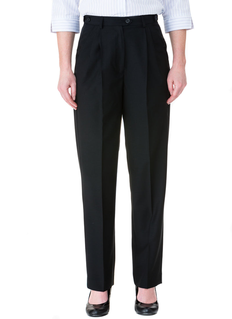 ELMORE PLEATED PANT