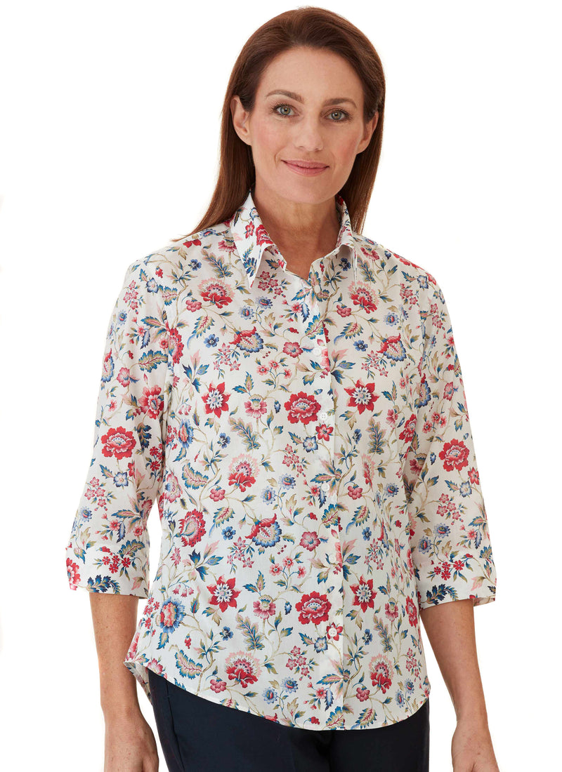 EVA BELLA WOMEN'S LIBERTY SHIRT