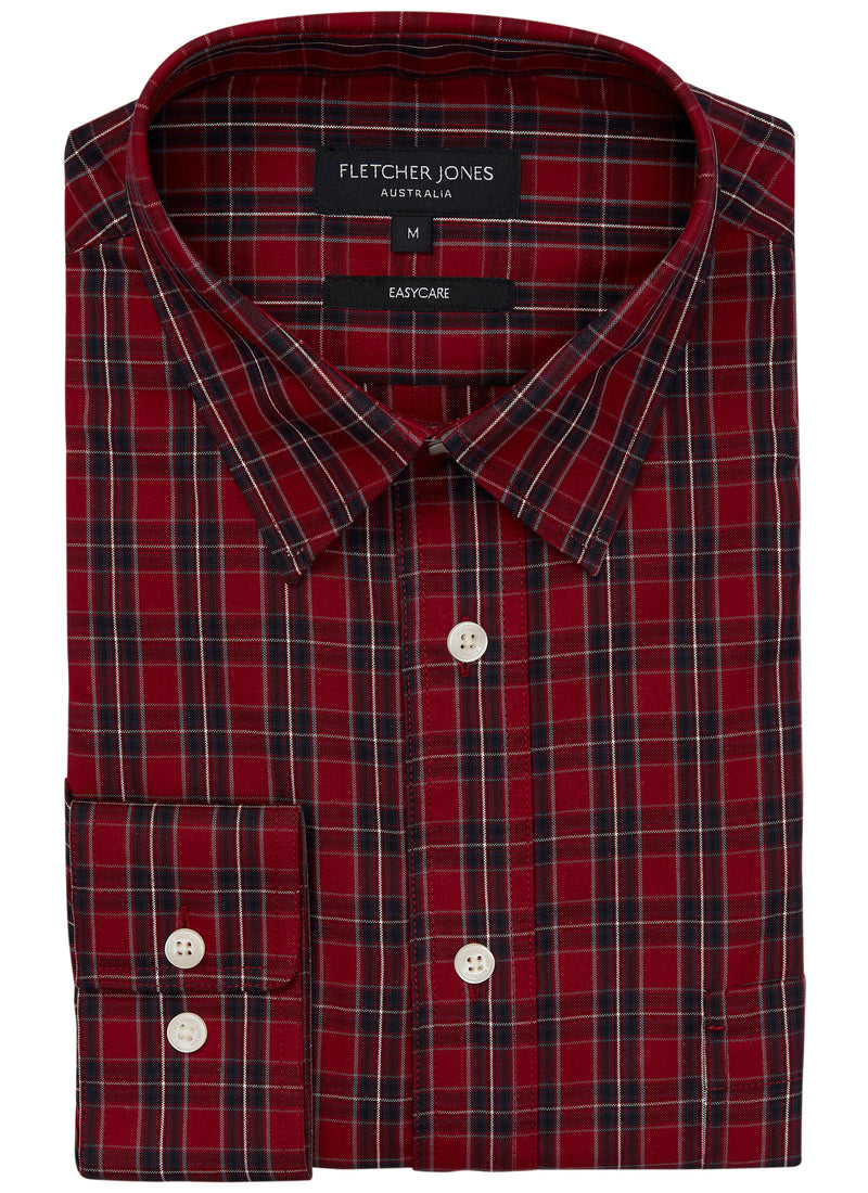 EXETER CASUAL L/S SHIRT