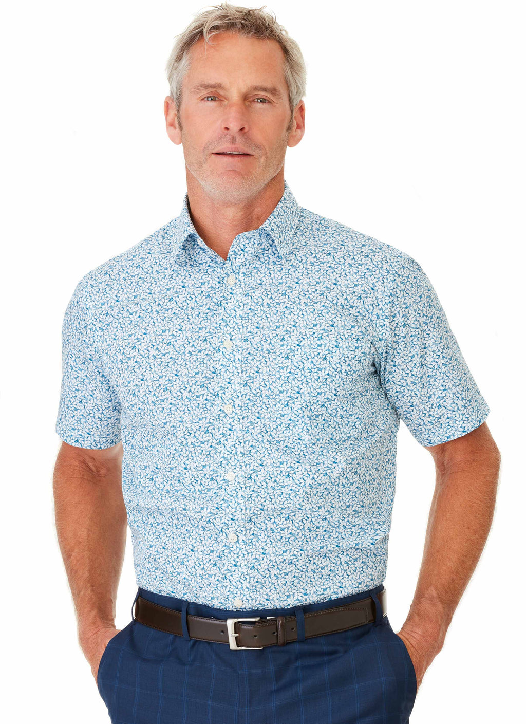 FORSTER SHORT SLEEVE CASUAL SHIRT