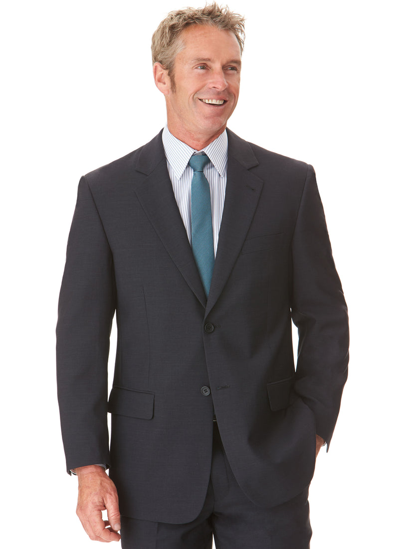 HAMILTON CLASSIC FIT JACKET -  CHARCOAL