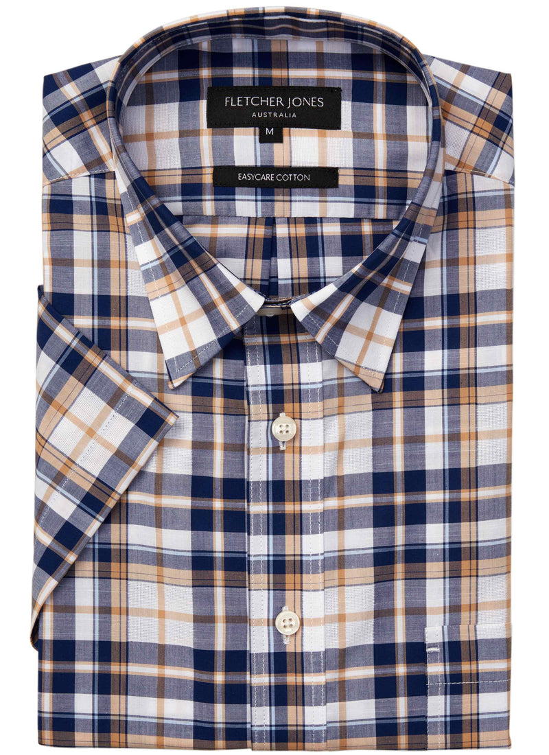 JUNEE SHORT SLEEVE CASUAL SHIRT