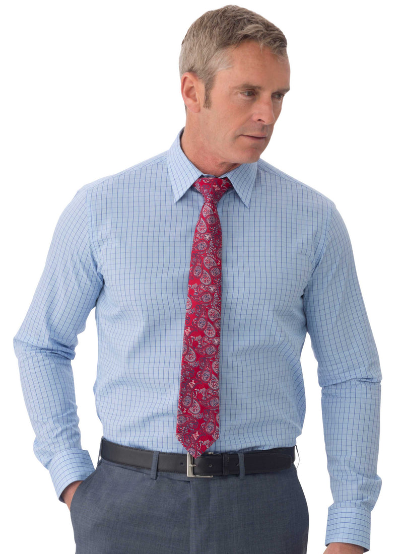 KEANE CONTEMPORARY FIT BUSINESS SHIRT