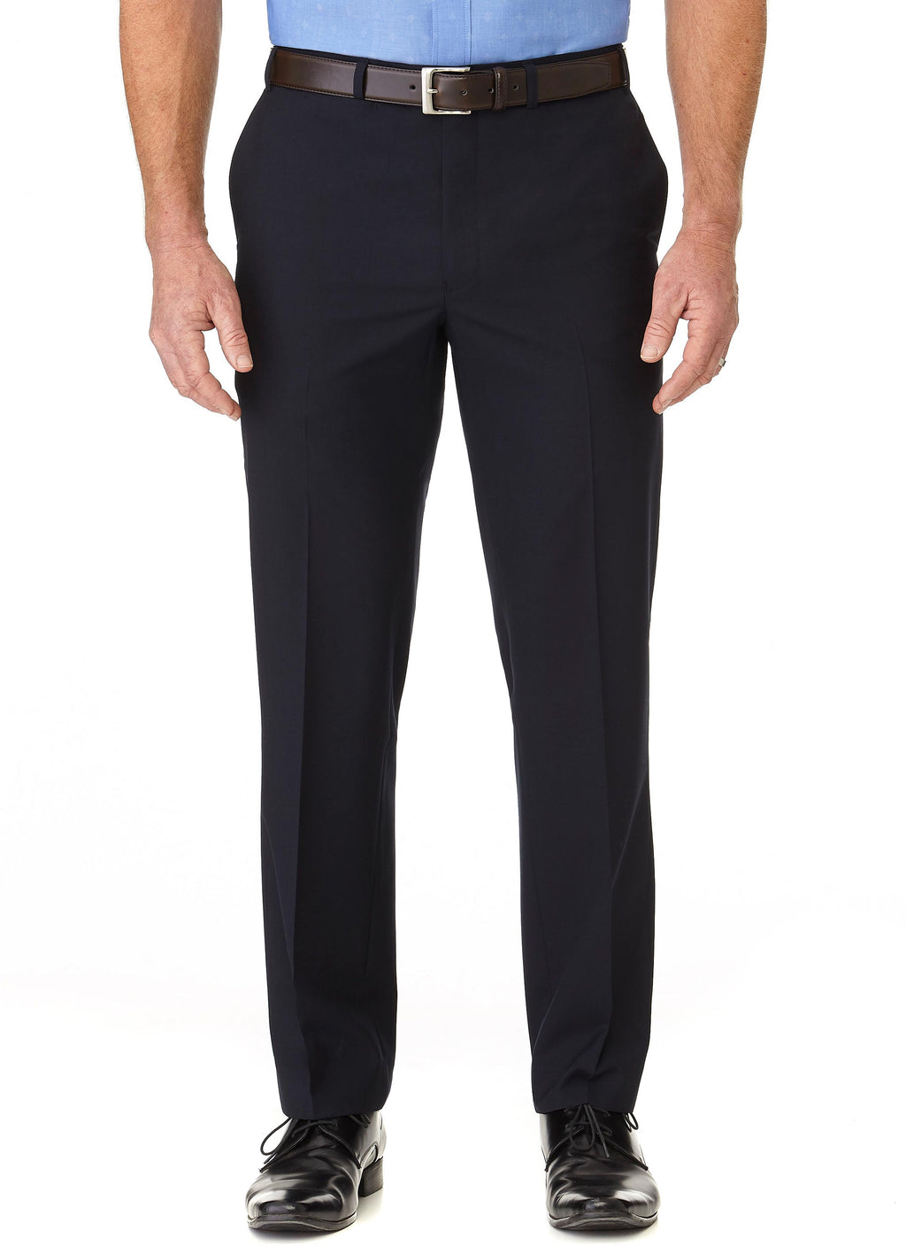 LONSDALE FLAT FRONT TROUSER